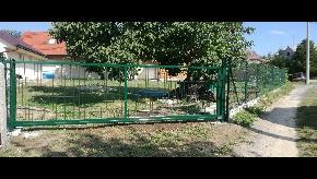 Brána samonosná